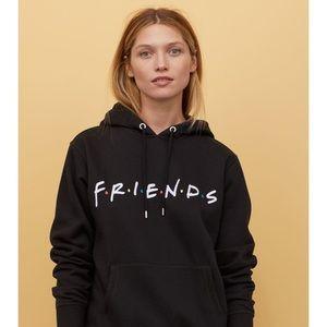NWOT Friends TV Hoodie